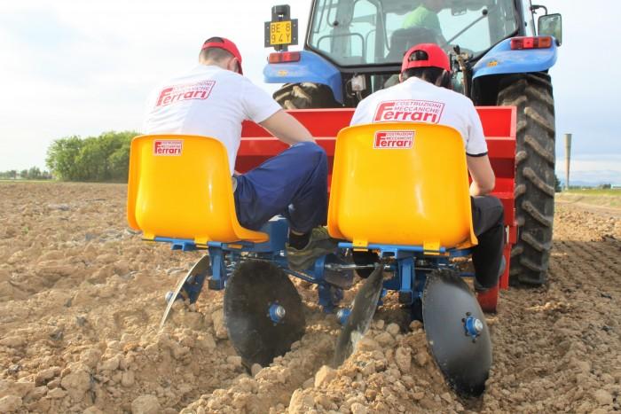 Plantadora de Patatas FPM