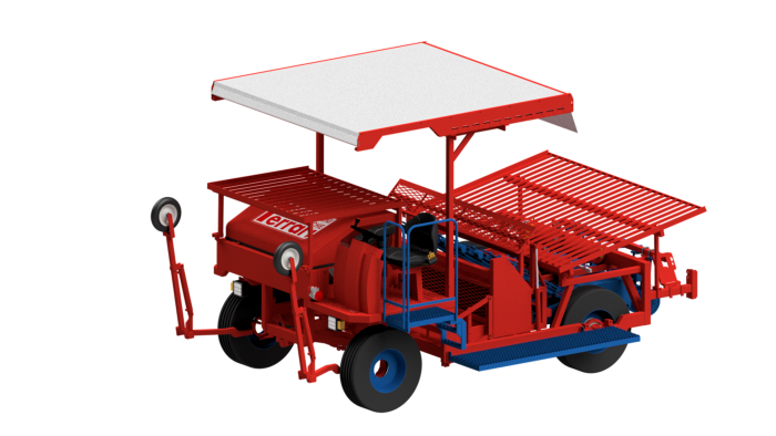 FAST BLOCK Automated Transplanter