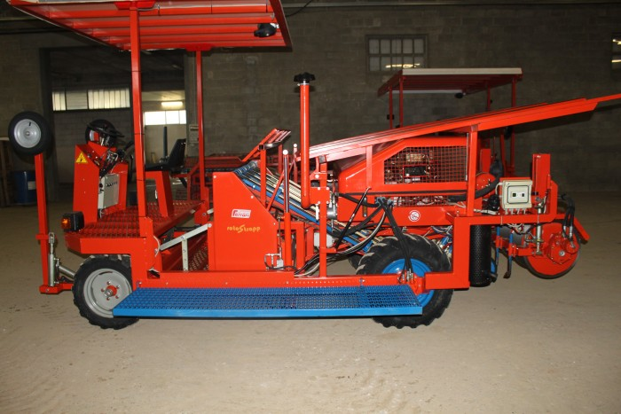 Rotostrapp self-propelled...